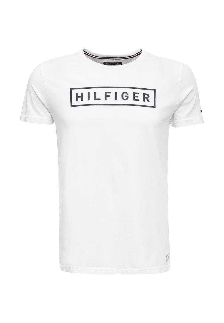 Футболка с коротким рукавом Tommy Hilfiger (Томми Хилфигер) MW0MW02048