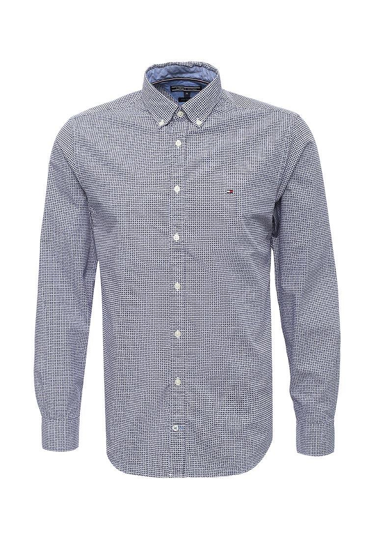 Рубашка с длинным рукавом Tommy Hilfiger (Томми Хилфигер) MW0MW02162