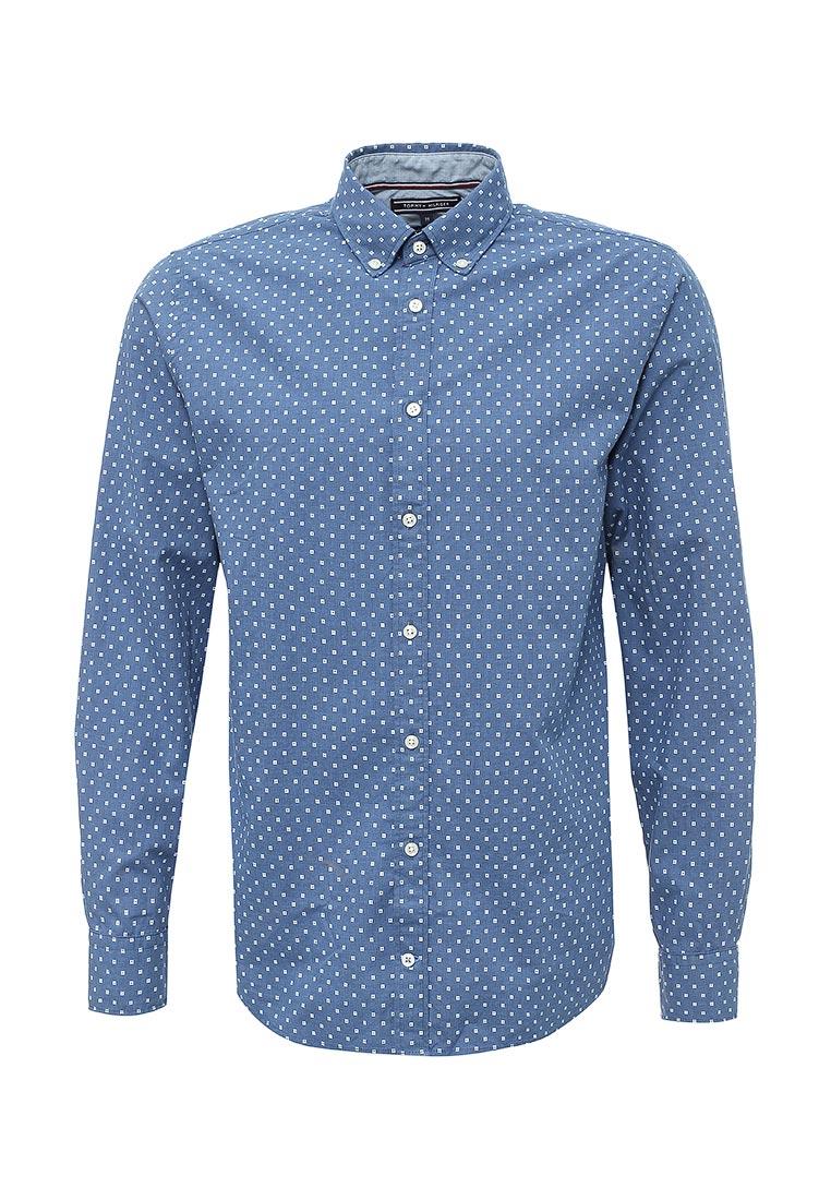 Рубашка с длинным рукавом Tommy Hilfiger (Томми Хилфигер) MW0MW02293