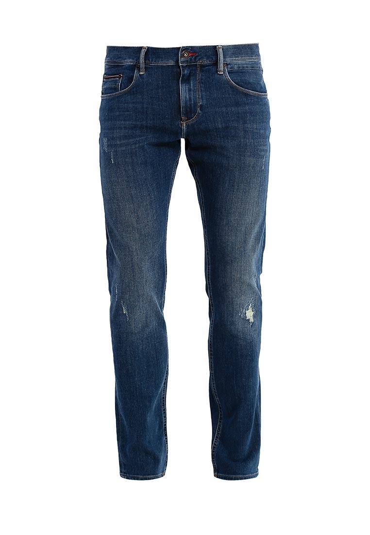 Мужские прямые джинсы Tommy Hilfiger (Томми Хилфигер) MW0MW02187
