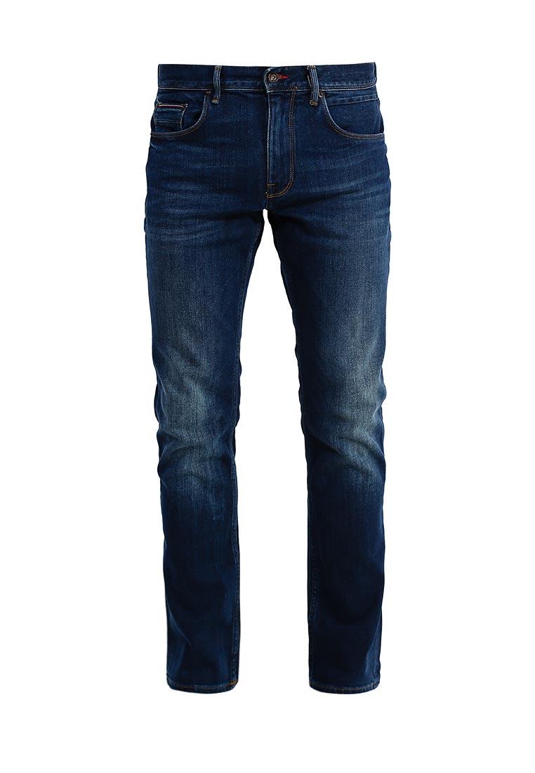Мужские прямые джинсы Tommy Hilfiger (Томми Хилфигер) MW0MW02205