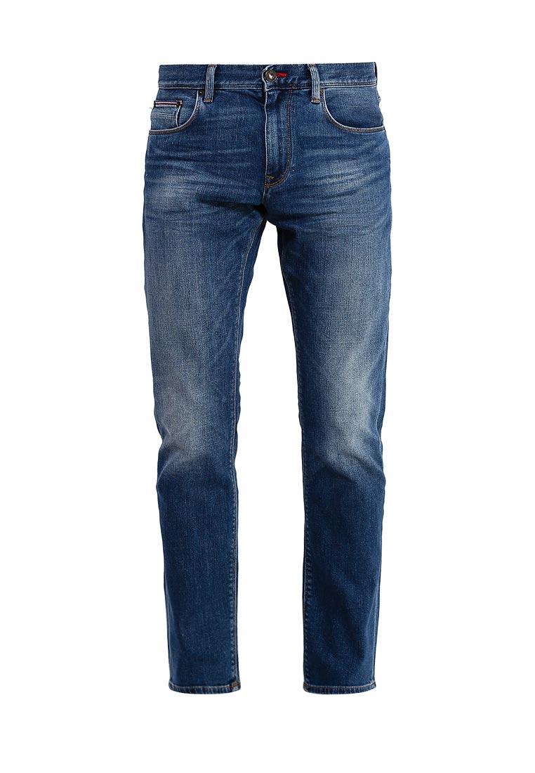 Мужские прямые джинсы Tommy Hilfiger (Томми Хилфигер) MW0MW02206
