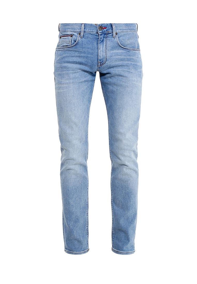Мужские прямые джинсы Tommy Hilfiger (Томми Хилфигер) MW0MW02210