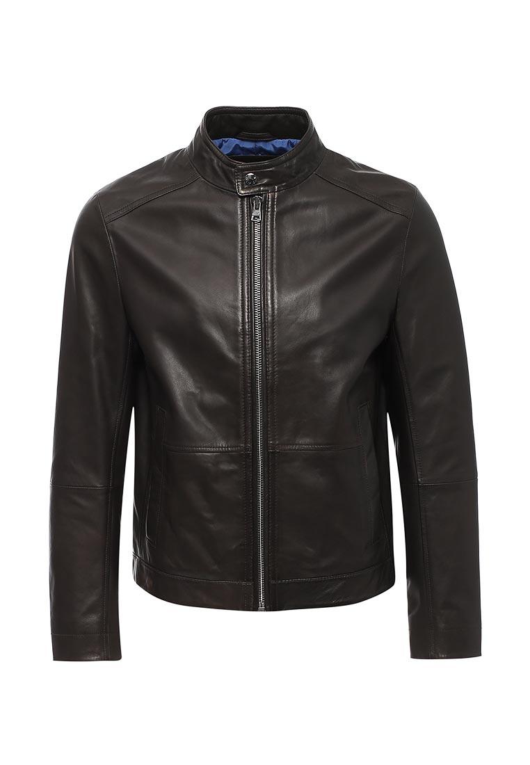 Кожаная куртка Tommy Hilfiger (Томми Хилфигер) MW0MW02961