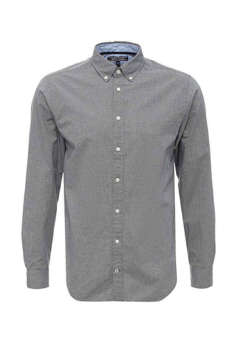 Рубашка с длинным рукавом Tommy Hilfiger (Томми Хилфигер) MW0MW02165