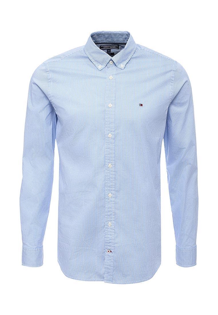 Рубашка с длинным рукавом Tommy Hilfiger (Томми Хилфигер) MW0MW03001