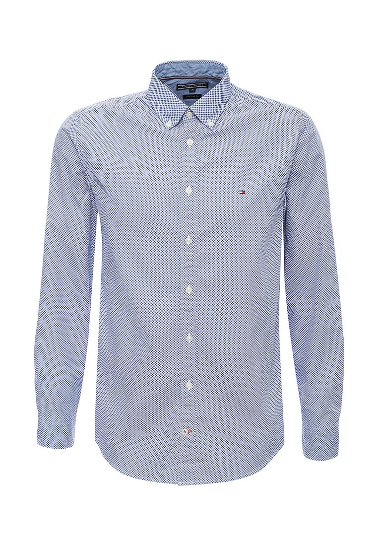 Рубашка с длинным рукавом Tommy Hilfiger (Томми Хилфигер) MW0MW03006