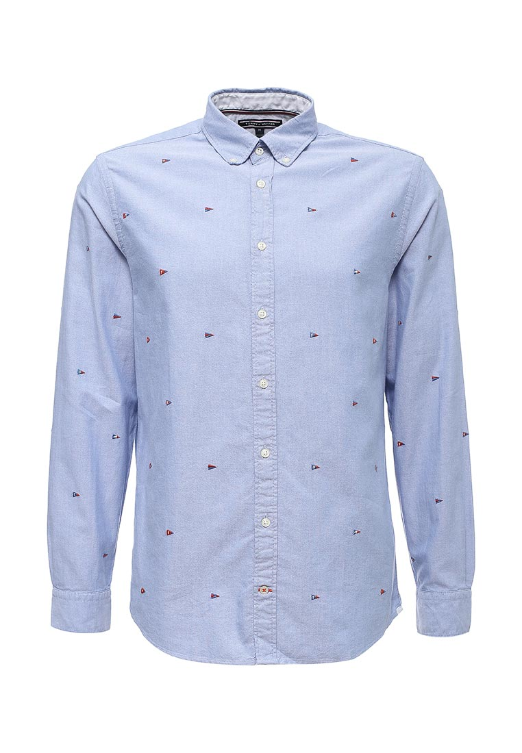 Рубашка с длинным рукавом Tommy Hilfiger (Томми Хилфигер) MW0MW03074