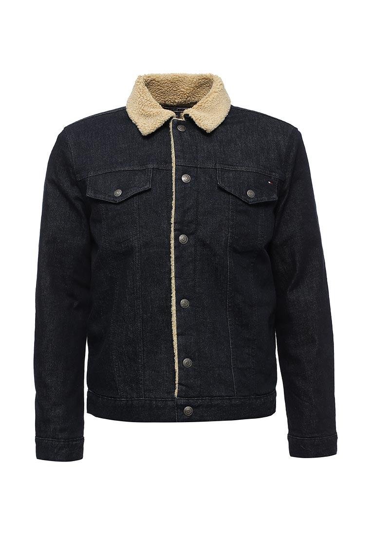 Джинсовая куртка Tommy Hilfiger (Томми Хилфигер) MW0MW03368