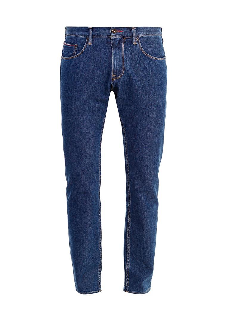 Мужские прямые джинсы Tommy Hilfiger (Томми Хилфигер) MW0MW03344