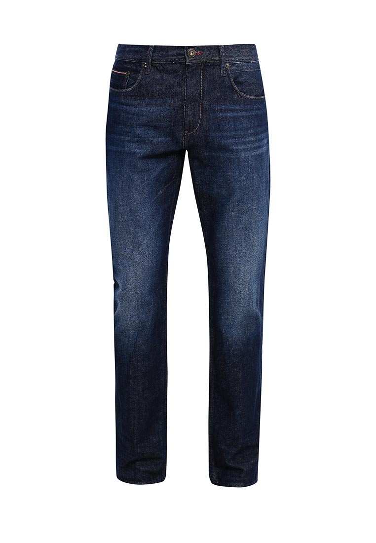 Мужские прямые джинсы Tommy Hilfiger (Томми Хилфигер) MW0MW03351