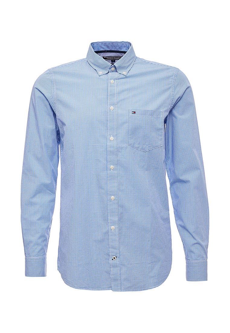 Рубашка с длинным рукавом Tommy Hilfiger (Томми Хилфигер) MW0MW04354