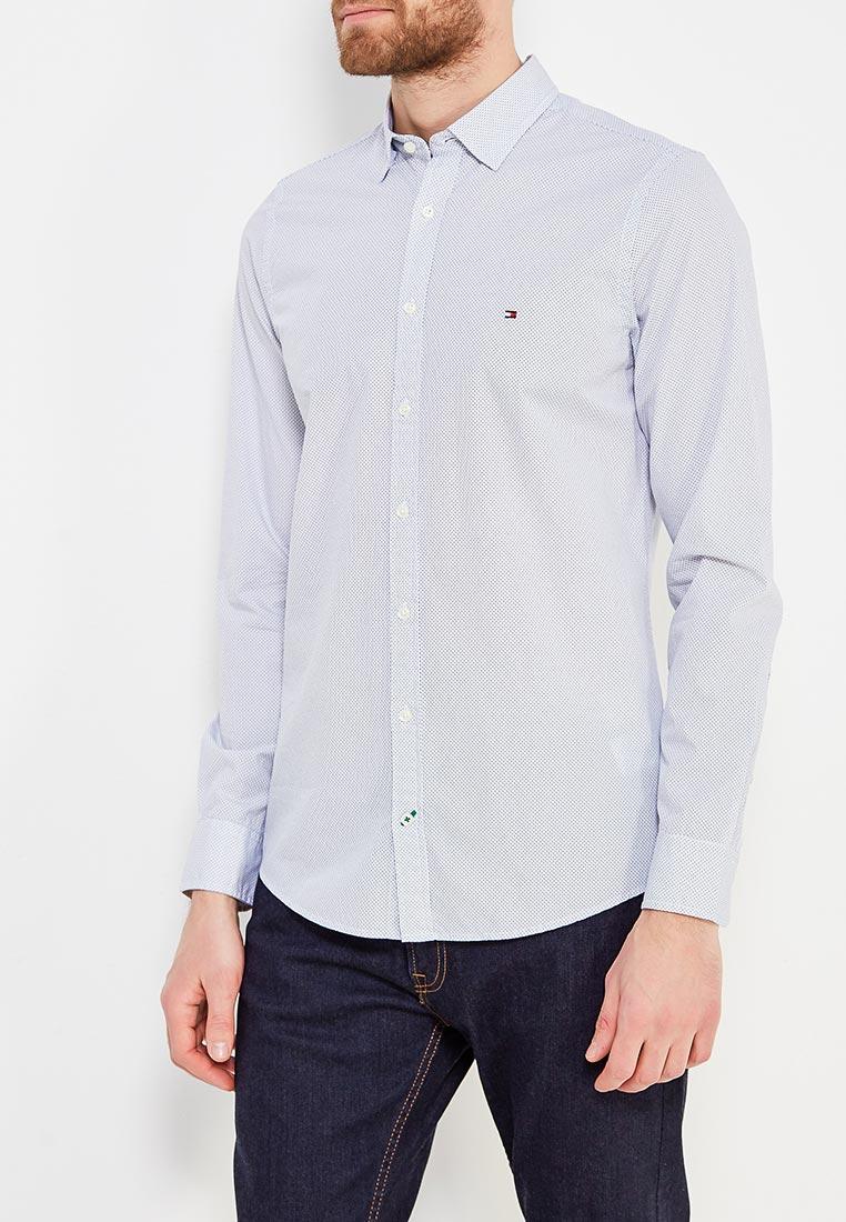Рубашка с длинным рукавом Tommy Hilfiger (Томми Хилфигер) MW0MW04360
