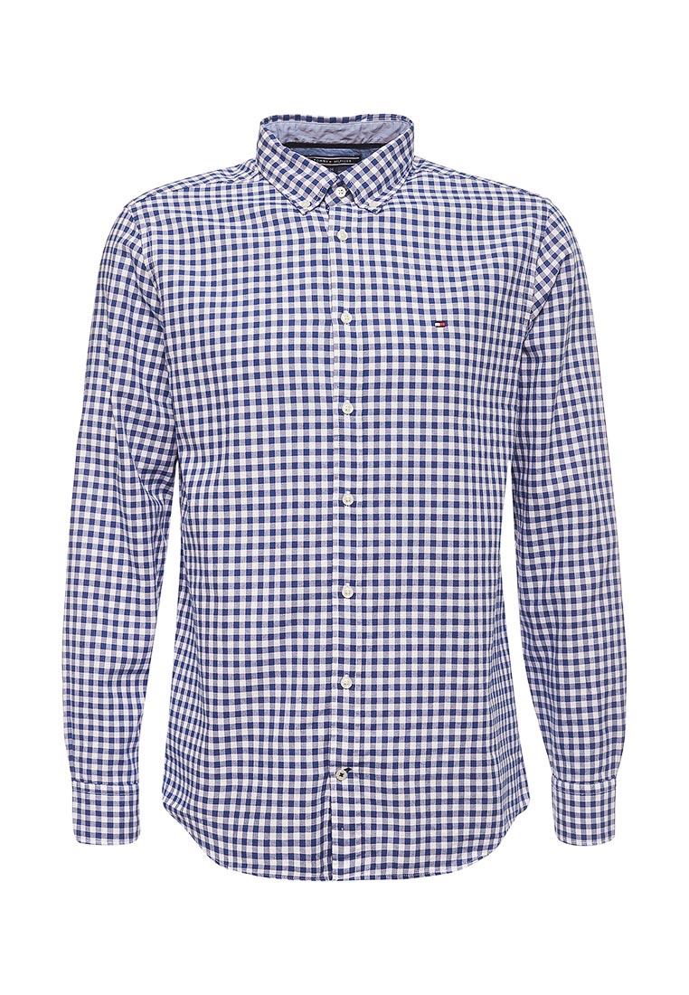 Рубашка с длинным рукавом Tommy Hilfiger (Томми Хилфигер) MW0MW04371