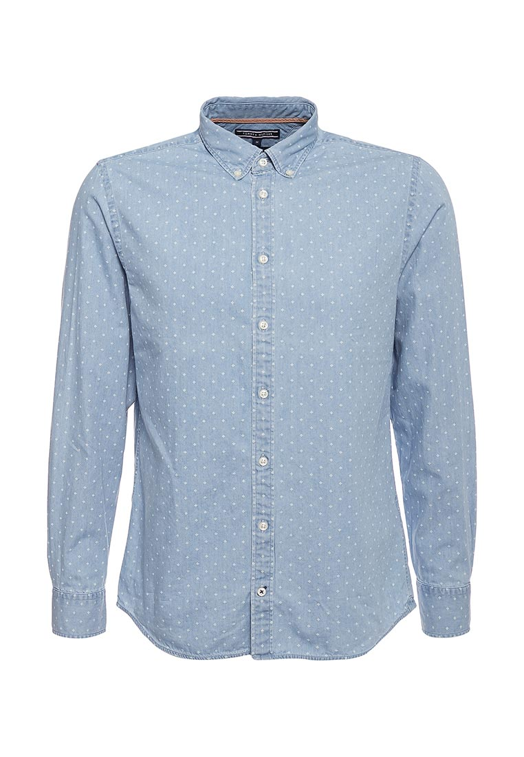 Рубашка с длинным рукавом Tommy Hilfiger (Томми Хилфигер) MW0MW04394