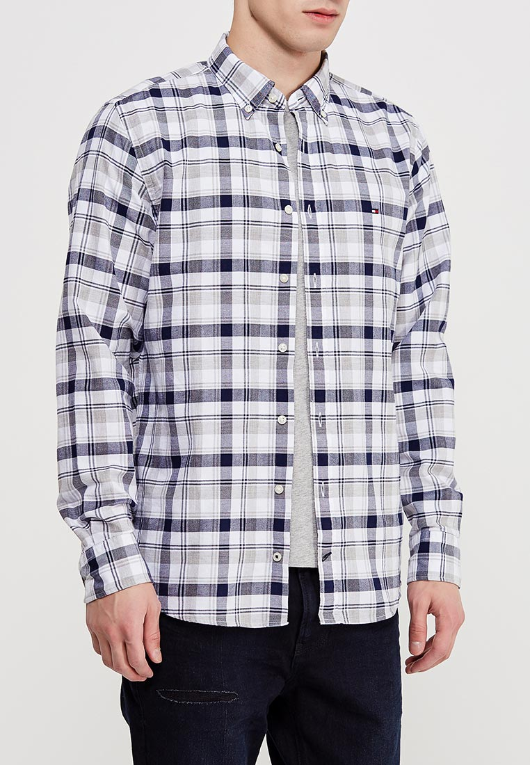Рубашка с длинным рукавом Tommy Hilfiger (Томми Хилфигер) MW0MW04416