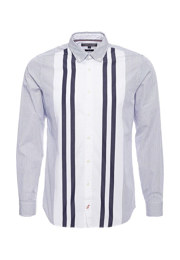 Рубашка с длинным рукавом Tommy Hilfiger (Томми Хилфигер) MW0MW04519