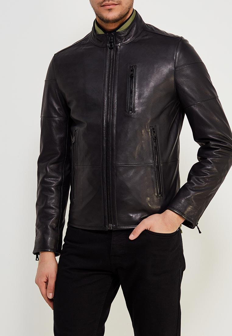 Кожаная куртка Tommy Hilfiger (Томми Хилфигер) MW0MW04265