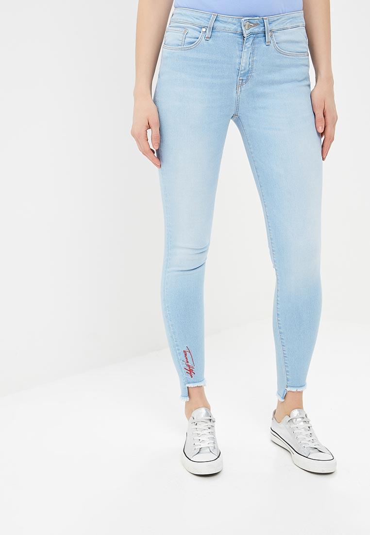 Зауженные джинсы Tommy Hilfiger (Томми Хилфигер) WW0WW21382