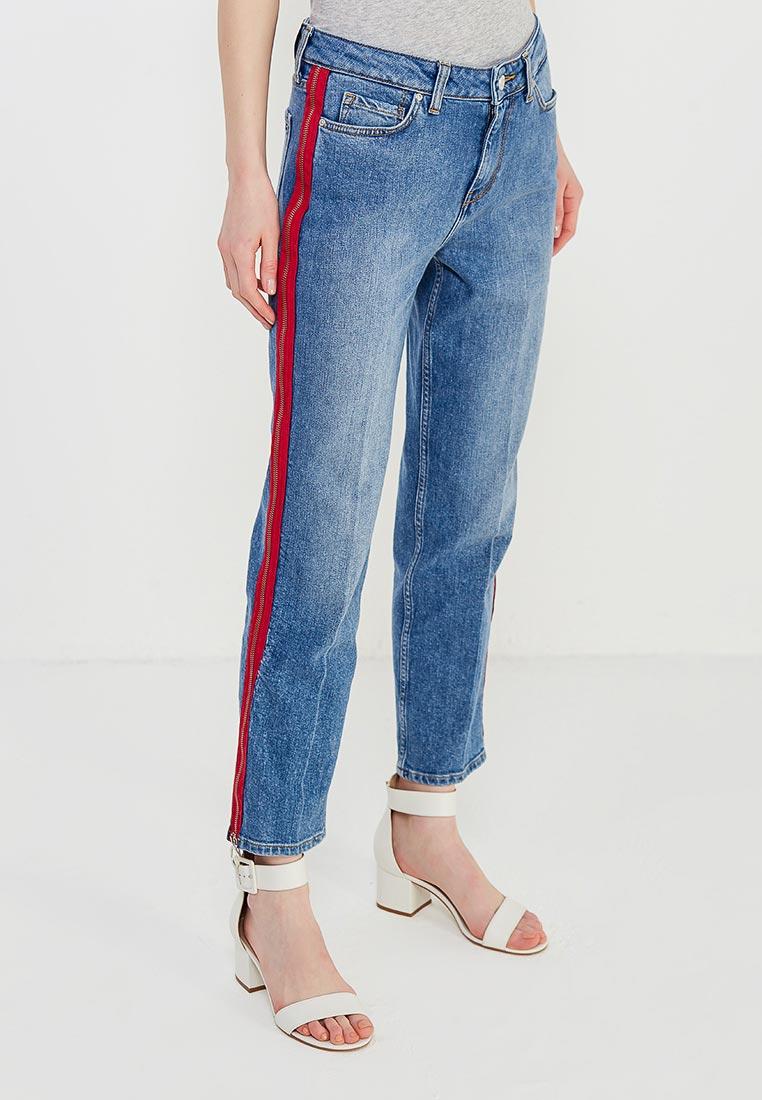 Прямые джинсы Tommy Hilfiger (Томми Хилфигер) WW0WW21707