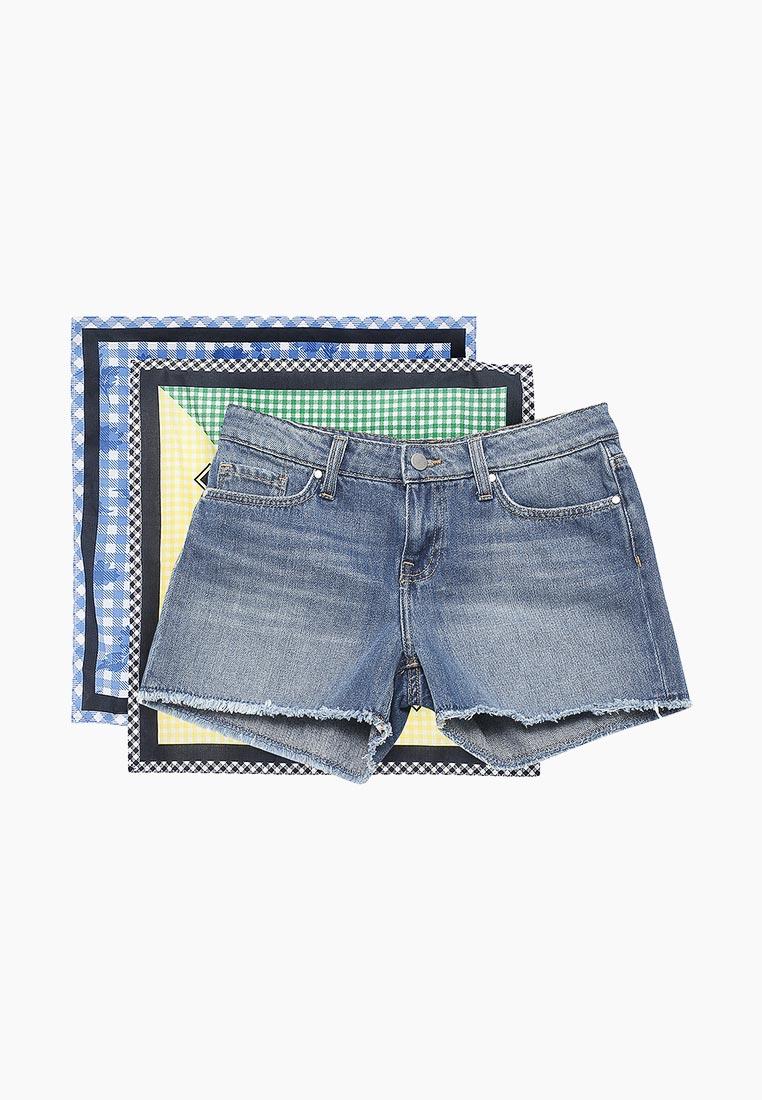 Женские джинсовые шорты Tommy Hilfiger (Томми Хилфигер) WW0WW22007