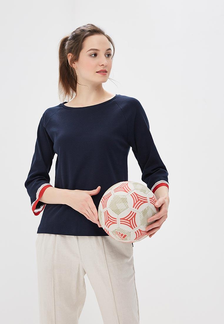 Футболка с длинным рукавом Tommy Hilfiger (Томми Хилфигер) WW0WW22581