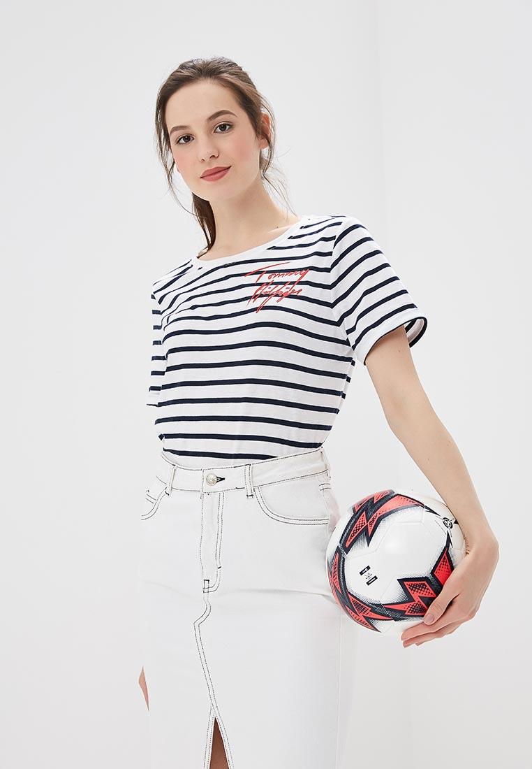 Футболка с коротким рукавом Tommy Hilfiger (Томми Хилфигер) WW0WW22586
