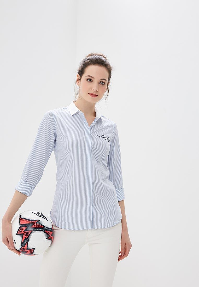 Женские рубашки с длинным рукавом Tommy Hilfiger (Томми Хилфигер) WW0WW22159