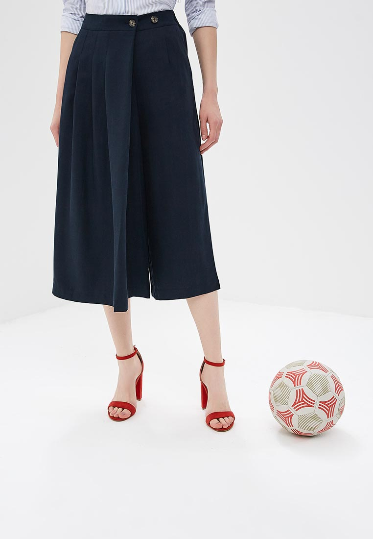 Женские широкие и расклешенные брюки Tommy Hilfiger (Томми Хилфигер) WW0WW22228