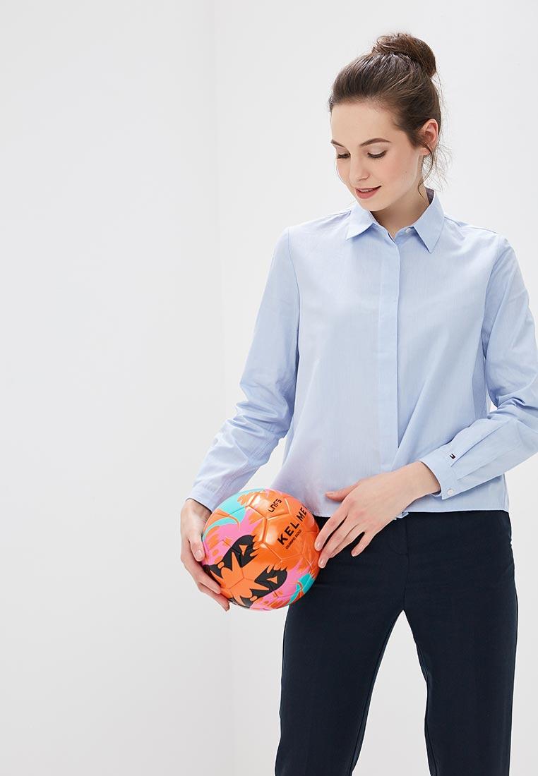 Женские рубашки с длинным рукавом Tommy Hilfiger (Томми Хилфигер) WW0WW22617