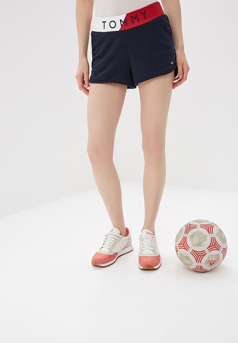 Женские спортивные шорты Tommy Hilfiger (Томми Хилфигер) WW0WW22556