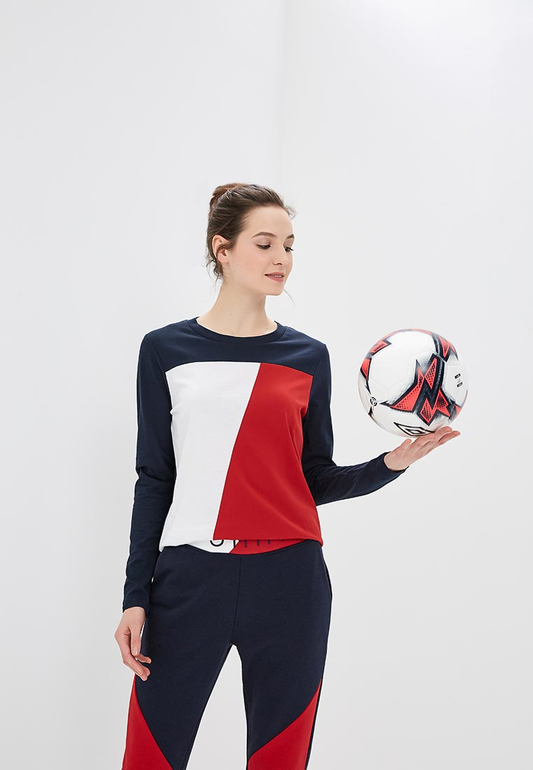 Футболка с длинным рукавом Tommy Hilfiger (Томми Хилфигер) WW0WW22371