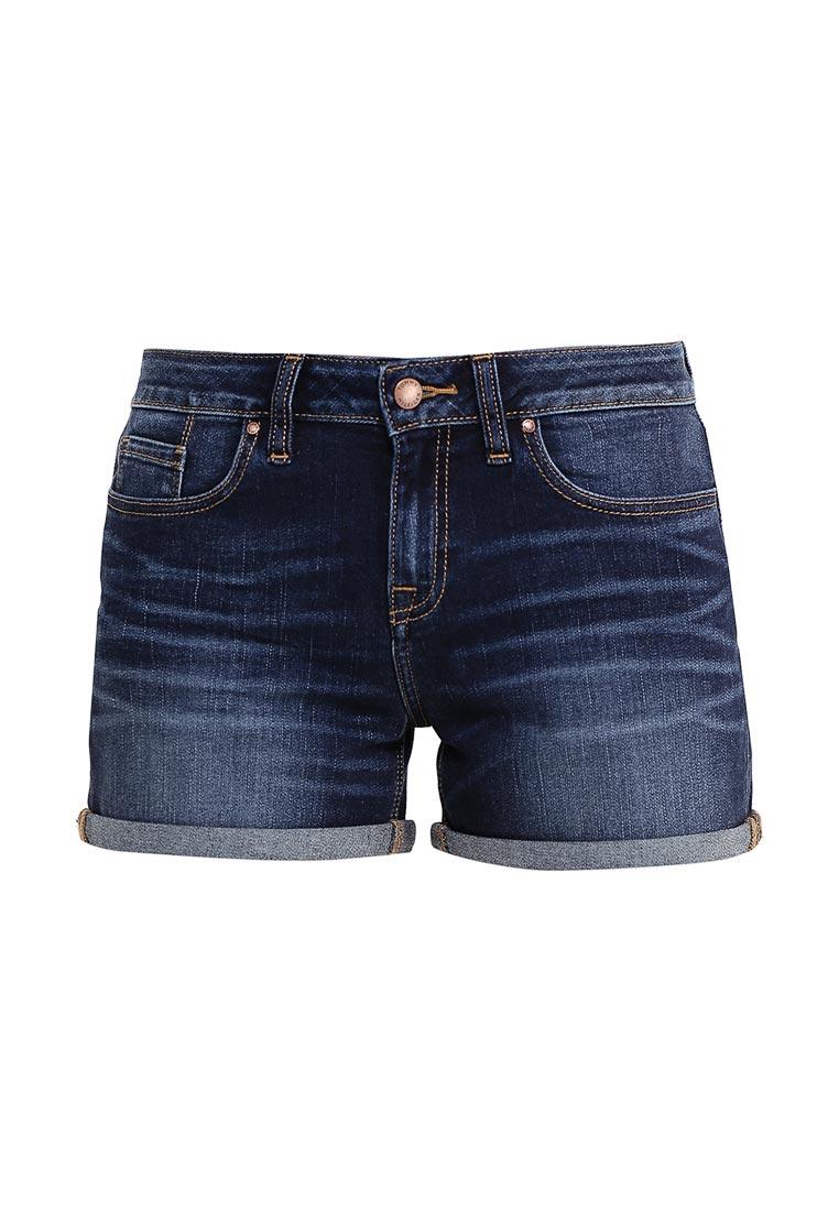 Женские джинсовые шорты Tommy Hilfiger (Томми Хилфигер) WW0WW17969