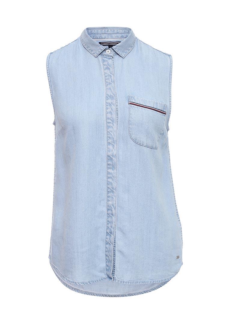 Рубашка Tommy Hilfiger (Томми Хилфигер) WW0WW18027