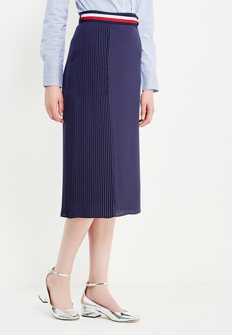 Прямая юбка Tommy Hilfiger (Томми Хилфигер) WW0WW19511