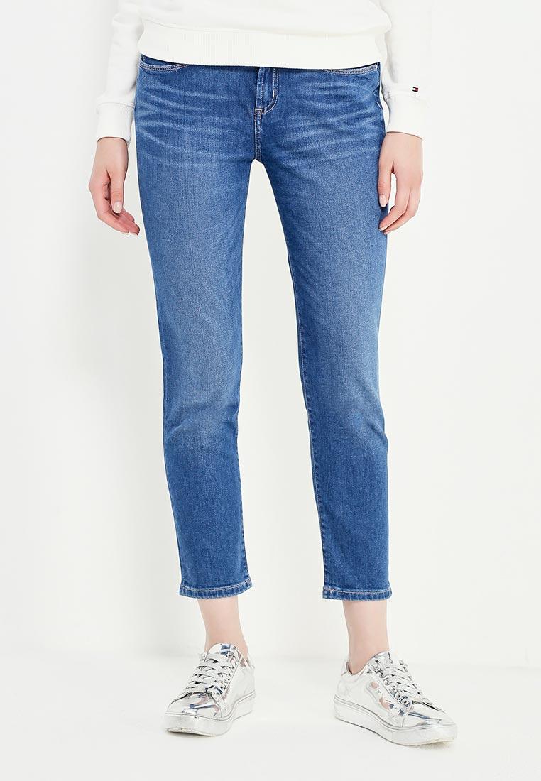 Зауженные джинсы Tommy Hilfiger (Томми Хилфигер) WW0WW18738