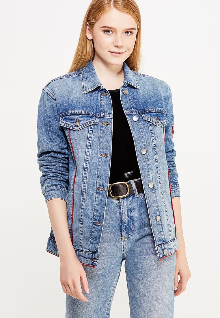 Джинсовая куртка Tommy Hilfiger (Томми Хилфигер) WW0WW19884