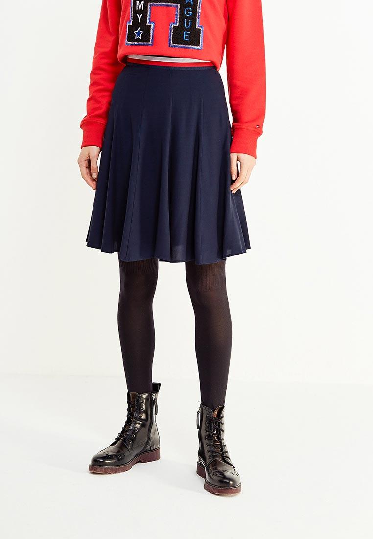 Широкая юбка Tommy Hilfiger (Томми Хилфигер) WW0WW19968