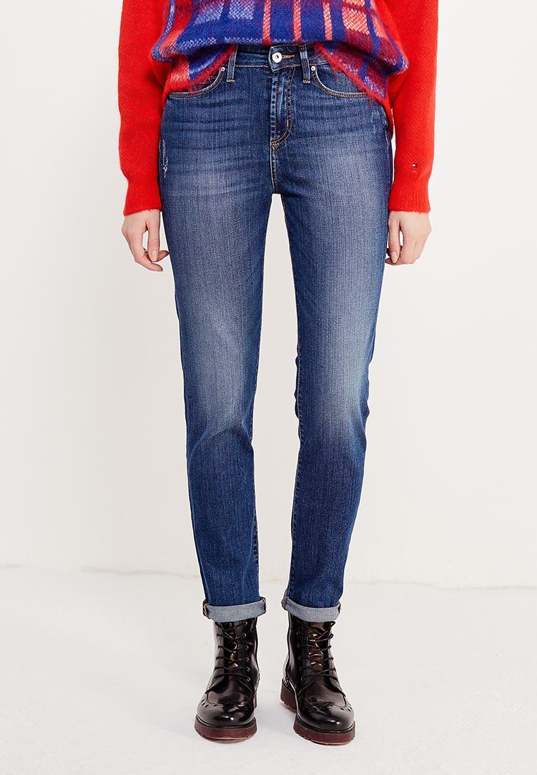 Зауженные джинсы Tommy Hilfiger (Томми Хилфигер) WW0WW19582