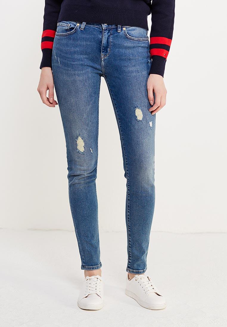 Зауженные джинсы Tommy Hilfiger (Томми Хилфигер) WW0WW19597