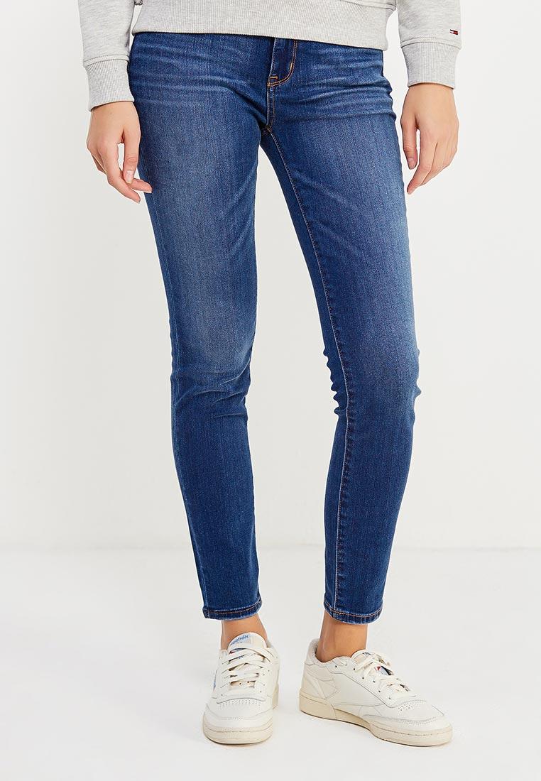 Зауженные джинсы Tommy Hilfiger (Томми Хилфигер) WW0WW19586
