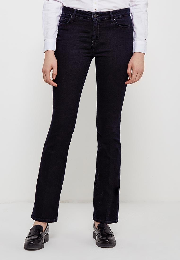 Широкие и расклешенные джинсы Tommy Hilfiger (Томми Хилфигер) WW0WW20471