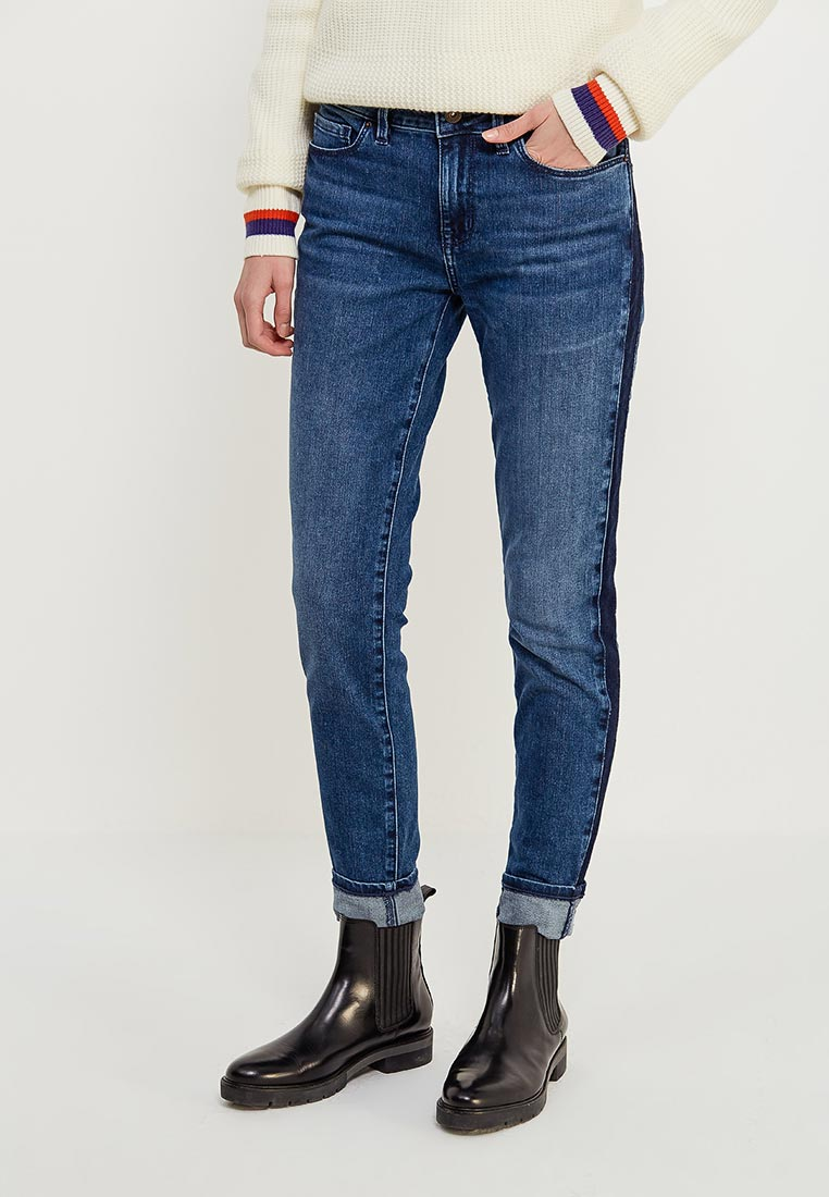 Зауженные джинсы Tommy Hilfiger (Томми Хилфигер) WW0WW20846