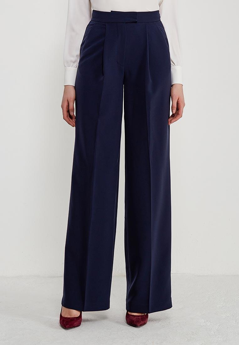 Женские широкие и расклешенные брюки Tommy Hilfiger (Томми Хилфигер) WW0WW20482