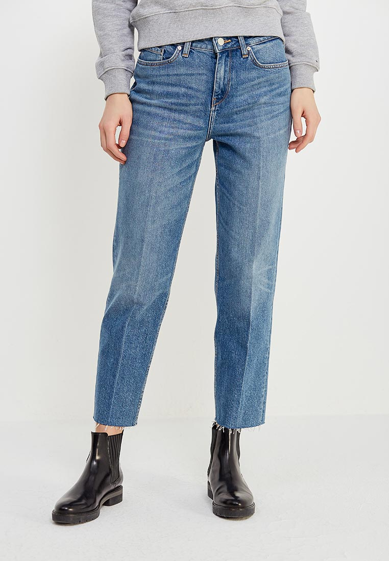 Зауженные джинсы Tommy Hilfiger (Томми Хилфигер) WW0WW21087