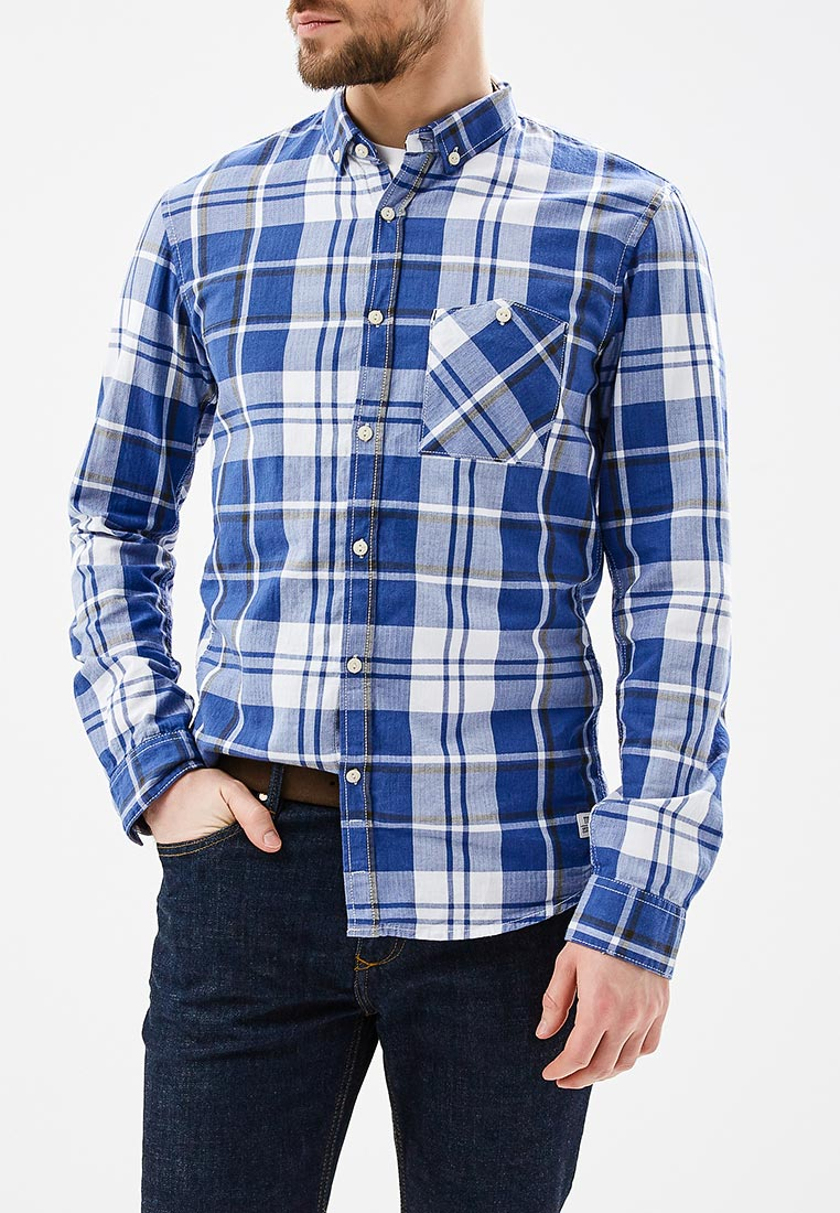 Рубашка с длинным рукавом Tom Tailor Denim 2055254.00.12