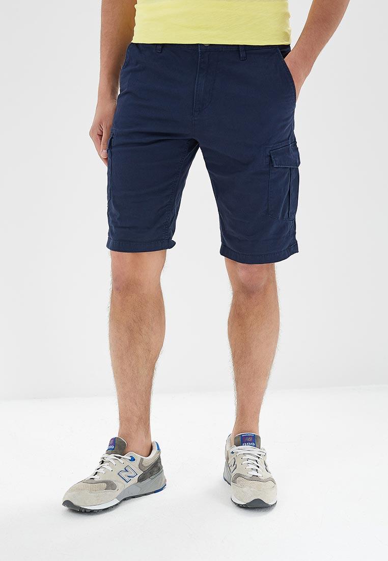 Мужские повседневные шорты Tom Tailor Denim 6455102.00.12