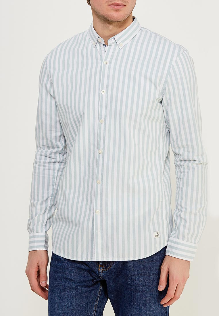 Рубашка с длинным рукавом Tom Tailor Denim 2055202.00.12