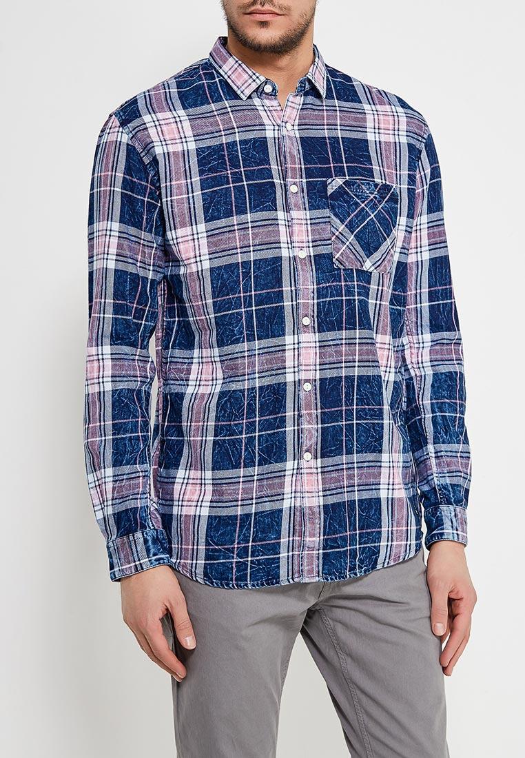 Рубашка с длинным рукавом Tom Tailor Denim 2055204.00.12