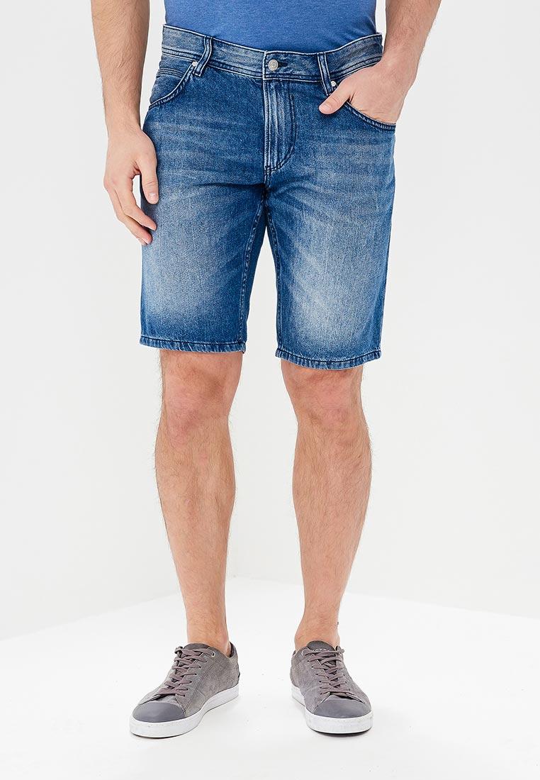 Мужские джинсовые шорты Tom Tailor Denim 6255157.09.12